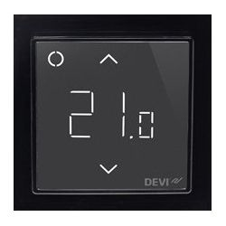 DEVIreg Smart WiFi Czarny termoregulator DEVI 140F1143